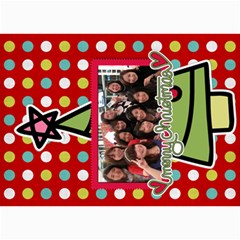 Xmas By Tammy   5  X 7  Photo Cards   O7m5jpg3qker   Www Artscow Com 7 x5  Photo Card - 13
