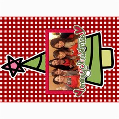 Xmas By Tammy   5  X 7  Photo Cards   O7m5jpg3qker   Www Artscow Com 7 x5  Photo Card - 26