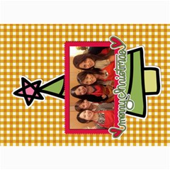 Xmas By Tammy   5  X 7  Photo Cards   O7m5jpg3qker   Www Artscow Com 7 x5  Photo Card - 27