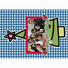 Xmas By Tammy   5  X 7  Photo Cards   O7m5jpg3qker   Www Artscow Com 7 x5  Photo Card - 36