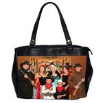 Pic - Oversize Office Handbag (2 Sides)