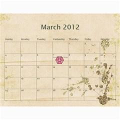 2011 Calendar By Quyen Hue Huynh   Wall Calendar 11  X 8 5  (12 Months)   Ps836pp1sfyi   Www Artscow Com Mar 2012
