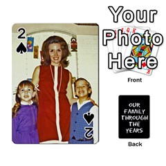 Playing Cards   Tony By Lynda Richardson   Playing Cards 54 Designs   7tjsqaeamn6o   Www Artscow Com Front - Spade2