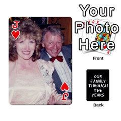 Jack Playing Cards   Tony By Lynda Richardson   Playing Cards 54 Designs   7tjsqaeamn6o   Www Artscow Com Front - HeartJ