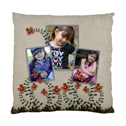 Cushion Case (one Side): Thankful 10 By Jennyl   Standard Cushion Case (one Side)   C5rup2xz4e6v   Www Artscow Com Front