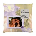 Forever Friends Cushion Case (1 Sided) - Standard Cushion Case (One Side)