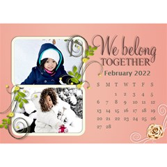 2019 Family   Desktop Calendar 8 5 x6  By Angel   Desktop Calendar 8 5  X 6    W9hc42ucgb39   Www Artscow Com Feb 2019