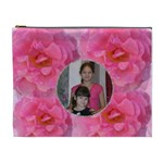 rose XL cosmetic bag - Cosmetic Bag (XL)