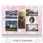 Calendar 2012 this is it - Wall Calendar 11  x 8.5  (12-Months)