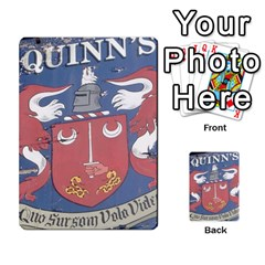 Cards For Quinns By Will   Playing Cards 54 Designs   Ybw02uaft441   Www Artscow Com Back
