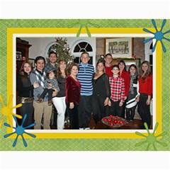 Calendario Jorge By Edna   Wall Calendar 11  X 8 5  (12 Months)   0uimap4t7d9x   Www Artscow Com Month