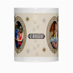 Live Love Laugh Mug By Lil    White Mug   4bhulux88c1m   Www Artscow Com Center