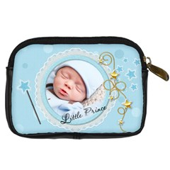 Little Prince Digital Camera Case By Lil    Digital Camera Leather Case   Vgvghyqbnap3   Www Artscow Com Back