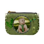 Green Nature Mini Coin Purse