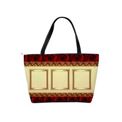 Rose Classic Shoulder Bag By Deborah   Classic Shoulder Handbag   Wh70q2r5jezv   Www Artscow Com Back