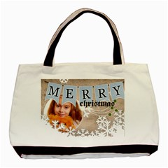 Christmas By Joely   Basic Tote Bag (two Sides)   81x21oza8ibg   Www Artscow Com Back