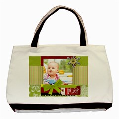 Christmas By Joely   Basic Tote Bag (two Sides)   Y9em3s17zx0l   Www Artscow Com Front