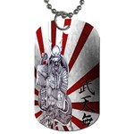 Samuraibushidoip Dog Tag (One Side)