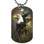 Bldeagfdhtip Dog Tag (One Side)