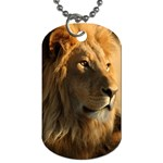 Lionafrsrgip Dog Tag (One Side)