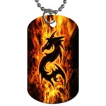 Brndrgip Dog Tag (One Side)