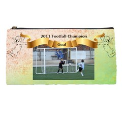 Sporting Pencil Case By Deborah   Pencil Case   Tdfmcb311vbt   Www Artscow Com Front