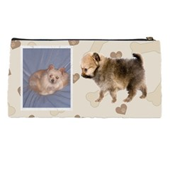 Puppy Pencil Case By Maryanne   Pencil Case   3eae4c71e2en   Www Artscow Com Back