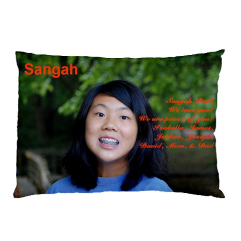 Sangah By Kunsoon Park   Pillow Case   Jc1vyx9k6s8k   Www Artscow Com 26.62 x18.9 Pillow Case
