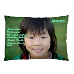 James - Pillow Case