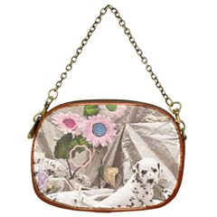Puppy Power Purse By Birkie   Chain Purse (two Sides)   C9nm36whul3v   Www Artscow Com Front