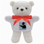 World s Best Father (Hebrew) Teddy Bear