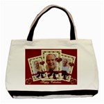 Red Valentines triple frame bag - Classic Tote Bag (Two Sides)
