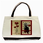 Red Valentines Love Bag - Classic Tote Bag