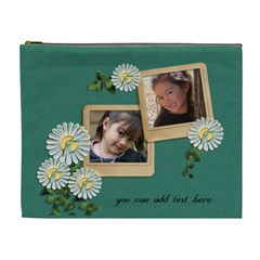 Xl Cosmetic Bag: Moments 2 By Jennyl   Cosmetic Bag (xl)   J8r4f463qo2x   Www Artscow Com Front