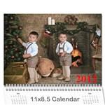 SARITA SOLO 1 - Wall Calendar 11  x 8.5  (12-Months)