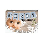 christmas - Cosmetic Bag (Large)