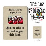 White Mountain ECW cards - Playing Cards 54 Designs