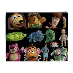 Jackson s Toy Story Bag By Suzy Ray   Cosmetic Bag (xl)   Awyyrev2zlqa   Www Artscow Com Back