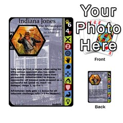 Duel Of Ages By Jeffrey Allen   Multi Purpose Cards (rectangle)   0tzz9k0pt27y   Www Artscow Com Front 27