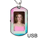 My 2 sided  Dog Tab USB - Dog Tag USB Flash (Two Sides)