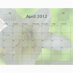 2012 Gee By Elle   Wall Calendar 11  X 8 5  (12 Months)   Pdz2rbyovda2   Www Artscow Com Apr 2012