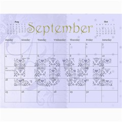 Large Wall  love  Calendar 2015 Red And Gold  By Claire Mcallen   Wall Calendar 11  X 8 5  (12 Months)   3xpqjirggr70   Www Artscow Com Sep 2015