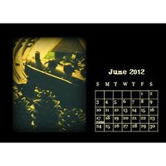 Train Calendar By Joshua Irvine   Desktop Calendar 8 5  X 6    59dk7q5f0hke   Www Artscow Com Jun 2012