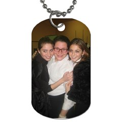 By Batya   Dog Tag (two Sides)   Wwvqrefl28r9   Www Artscow Com Front