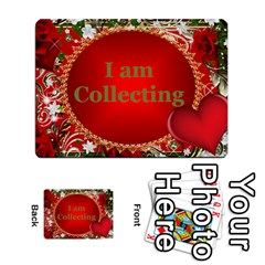 Lovers Collection Cards By Deborah   Multi Purpose Cards (rectangle)   6b0mqqqgqaru   Www Artscow Com Back 44