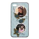 Apple iPhone 4/4s Seamless Case: Cherished Memories2 - Apple iPhone 4/4s Seamless Case (Black)