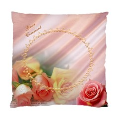 Love You Cushion Cover (2 Sided) By Deborah   Standard Cushion Case (two Sides)   46u7cgk6lk07   Www Artscow Com Back