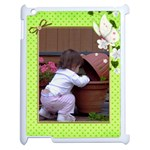 My Little Flower Apple iPad Case - Apple iPad 2 Case (White)