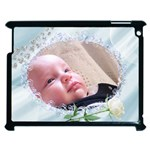 Apple iPad 2 case-baby boy - Apple iPad 2 Case (Black)