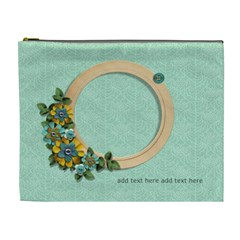 Xl Cosmetic Bag: Moments 4 By Jennyl   Cosmetic Bag (xl)   Hziyabajyq1r   Www Artscow Com Front
